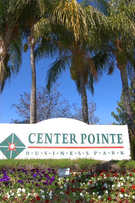 Center Point Industrial Park
