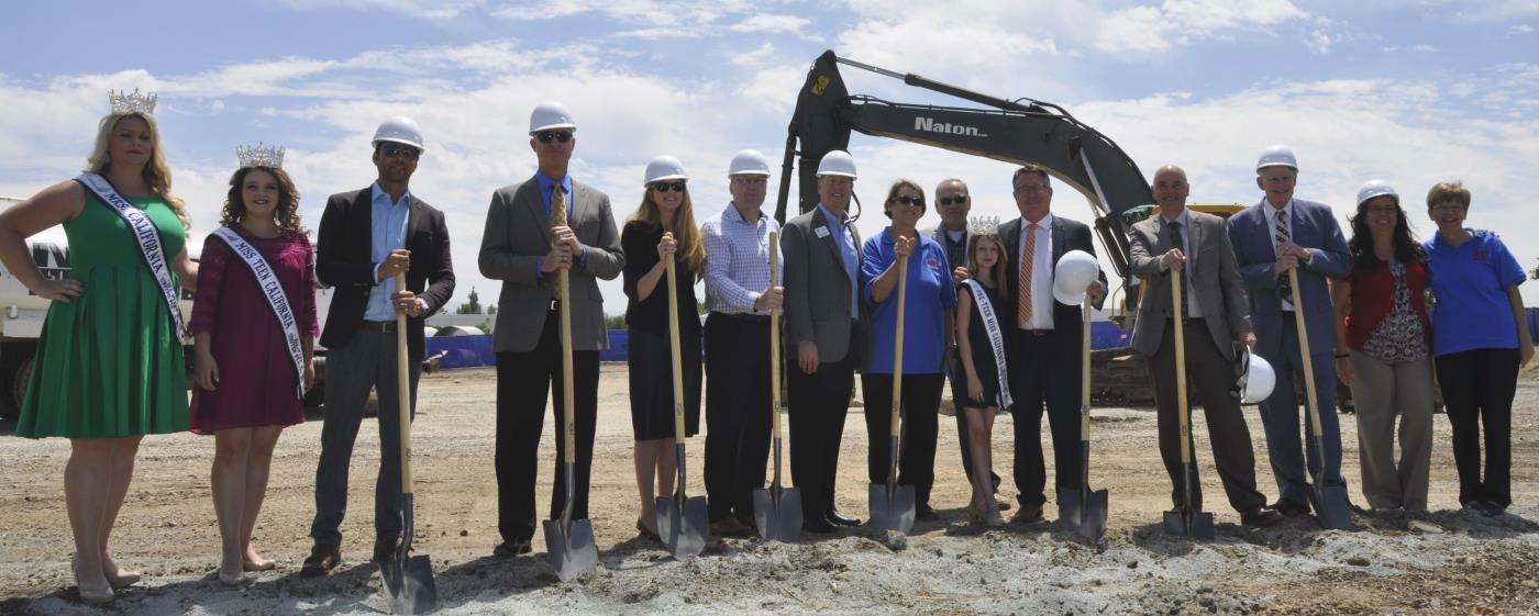 17 05 24 Groundbreaking Ceremony for the El Cajon Animal Shelter a