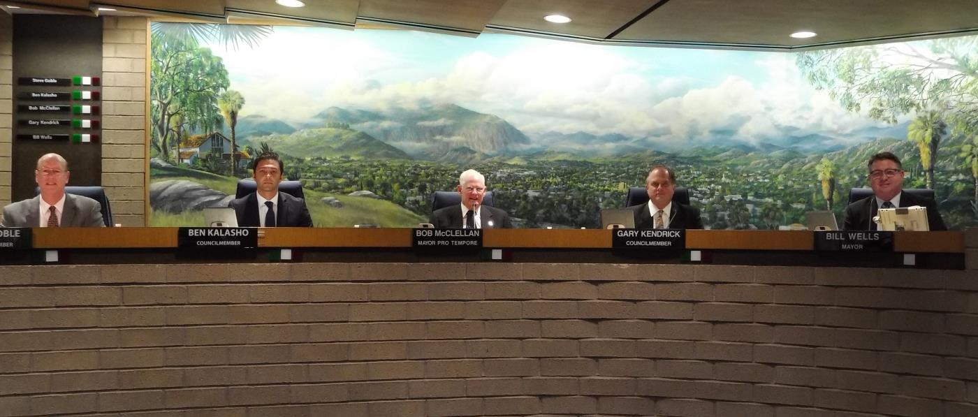 City Council Public Forum