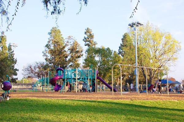 wells park playground