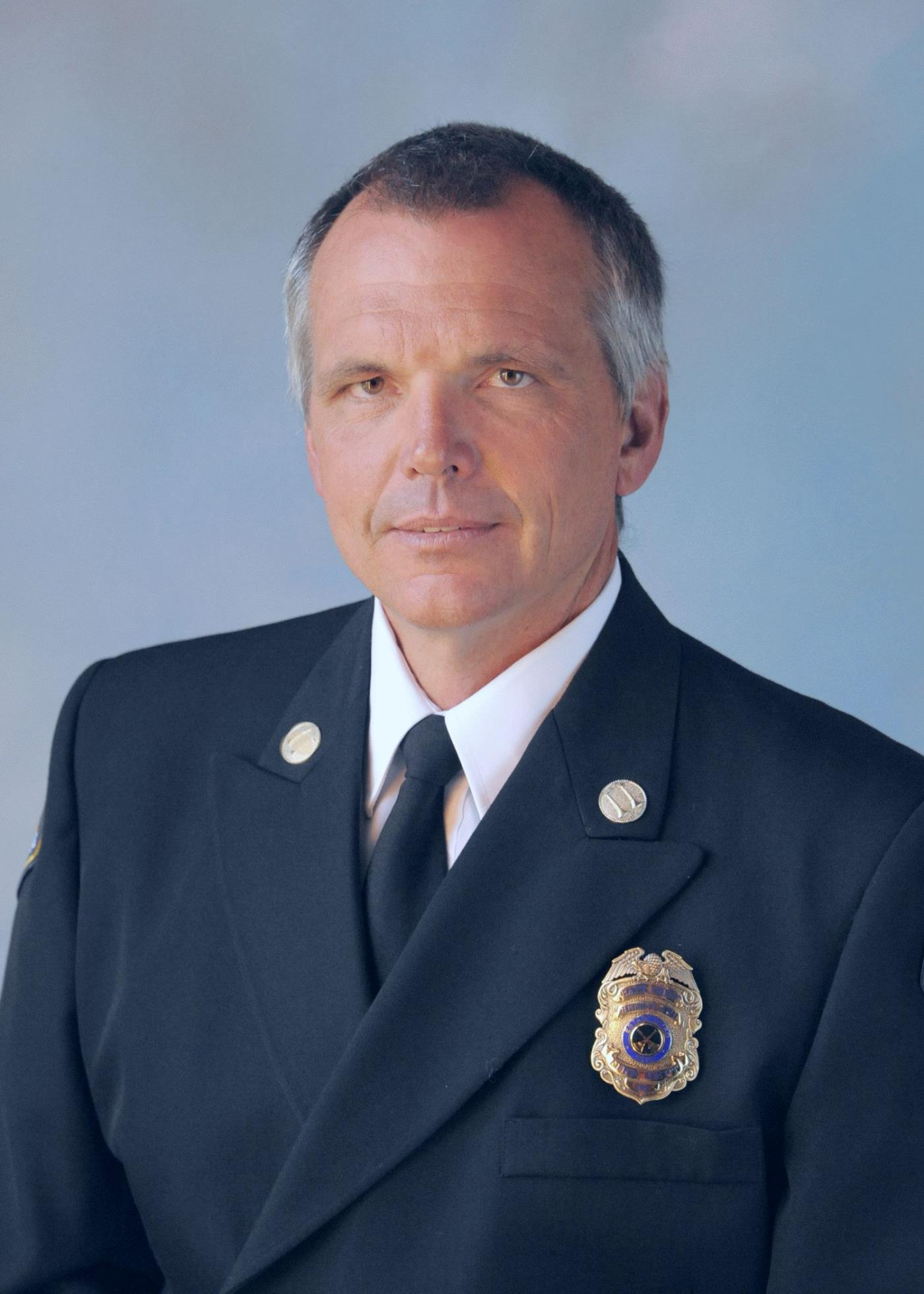 18 Fire Chief Steve Swaney
