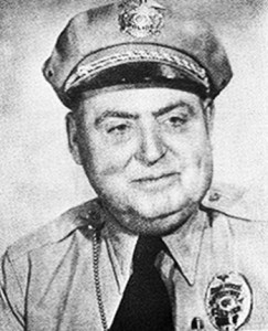 Police Chief Ed Cartwright