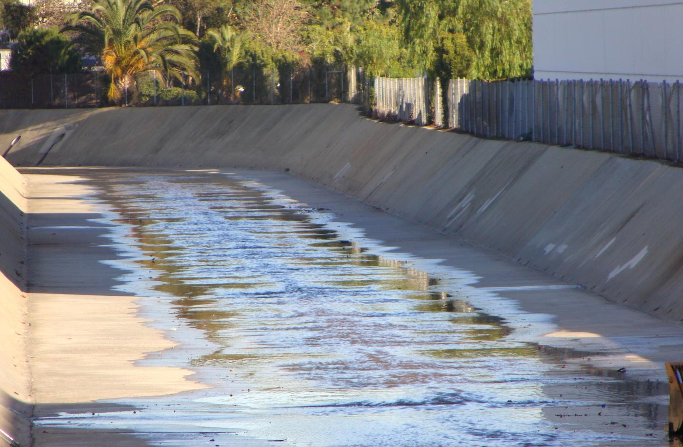 Storm Water El Cajon Ca