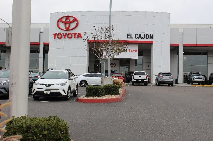 A Leader in Sustainability - Toyota of El Cajon