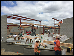 ANIMAL SHELTER CONSTRUCTION sept14